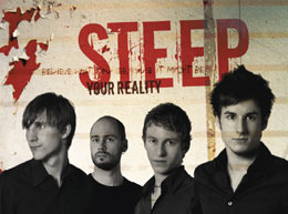 Steep - Bandfoto